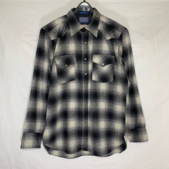 Pendleton Other - Vintage Pendleton Made in USA Wool buttonup size L
